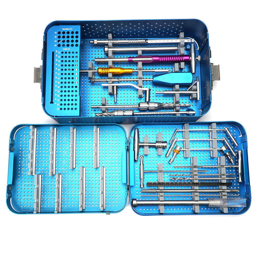 DHS & DCS Plate Instrument Set